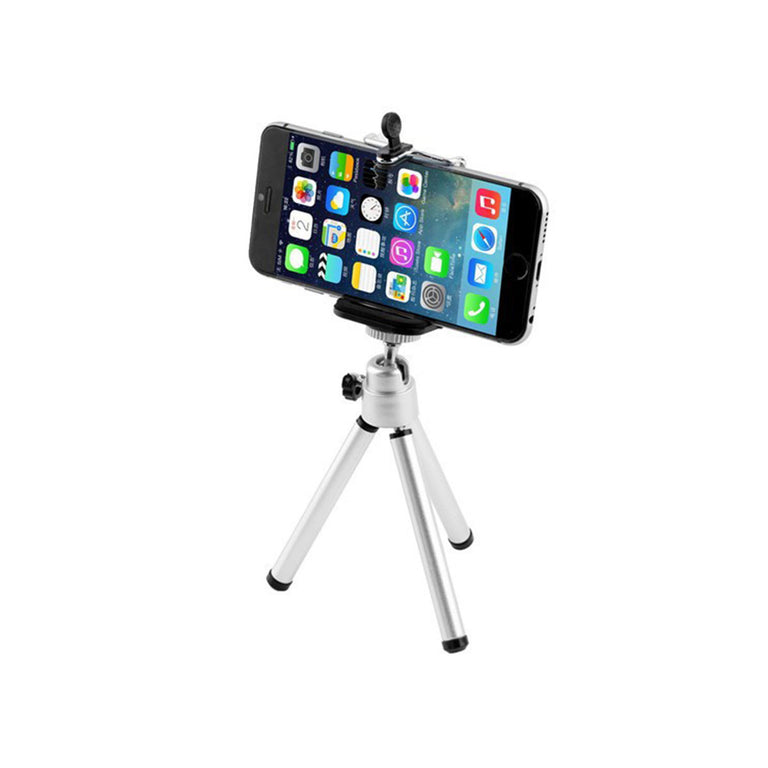 Mini Camera Tripod Holder Stand For Apple iPhone / Samsung Galaxy