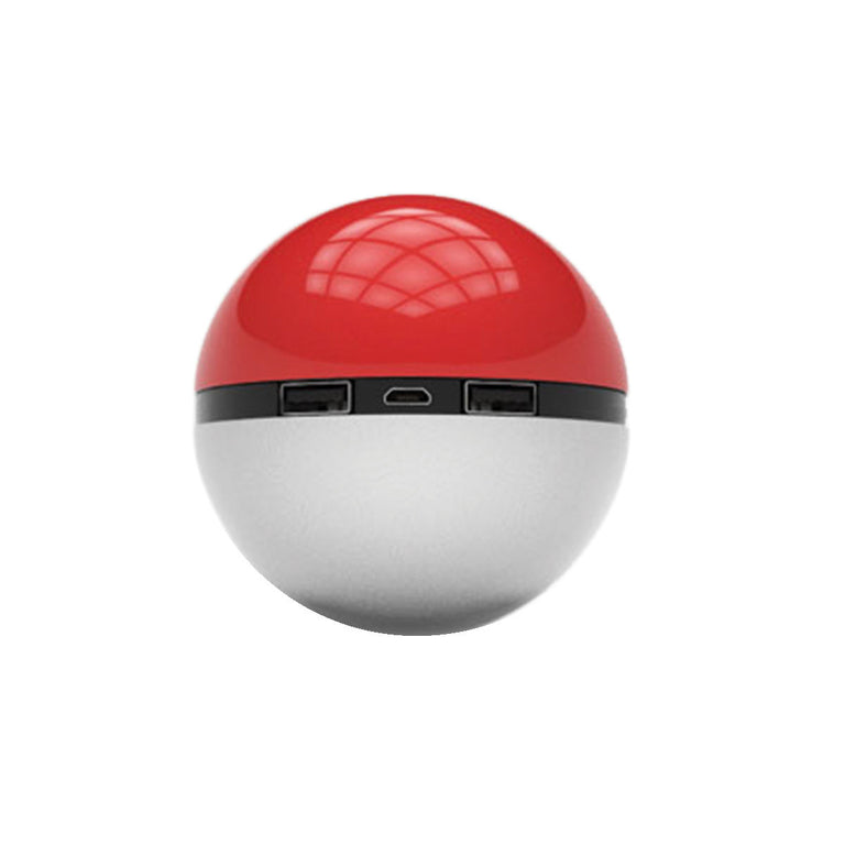 Pokeball PokemonGo Power Bank USB Charger 12000mAh