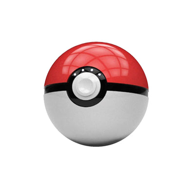 Mobile Mob Pokeball Pokemon Go Power Bank USB Charger 12000mAh Red & White