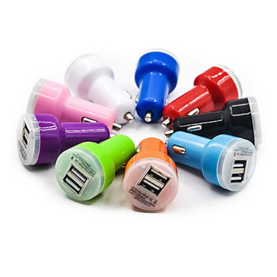 Mobile Mob Rapid Universal USB Car Charger 2.1A (3 Pack)