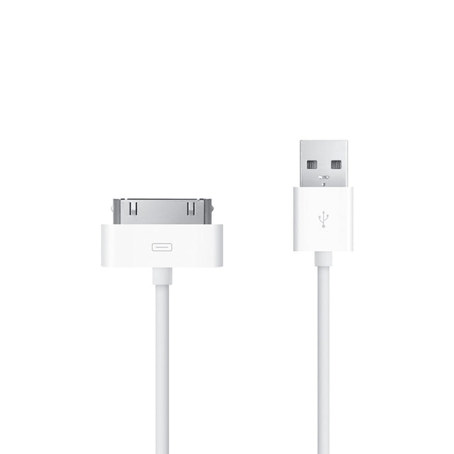 Mobile Mob 1m USB Replacement 30 Pin Sync Charger Cable For Apple iPhone 4 4s iPad 2 iOS8