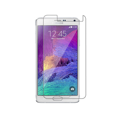 Mobile Mob Tempered Glass Screen Film Protector Guard For Samsung Galaxy Note 4 1x