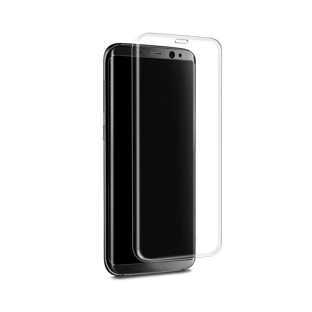 Curved Tempered Glass Samsung Galaxy S8 & S8+ Screen Protector