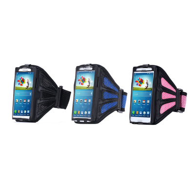 Mobile Mob Gym Sport Running Armband For Samsung Galaxy S4 S5 S6 S7 Edge Select