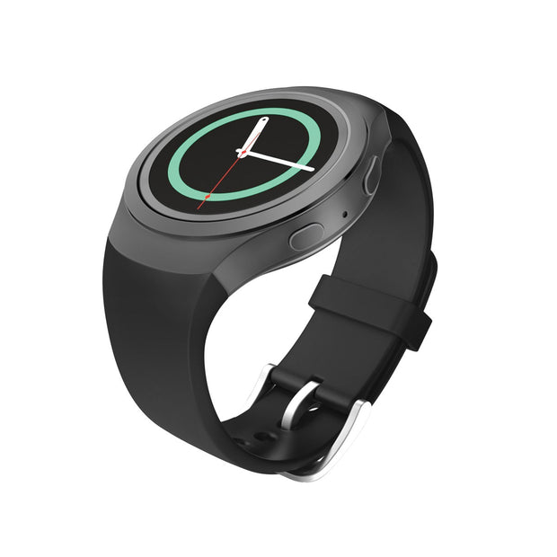 Mobile Mob Samsung Gear S2 Bands Replacement Straps Small / Black
