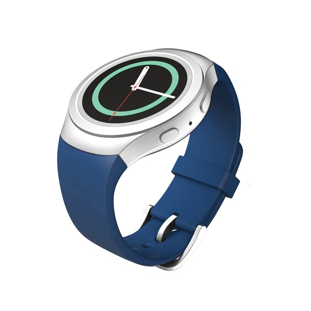 Mobile Mob Samsung Gear S2 Bands Replacement Straps Small / Dark Blue