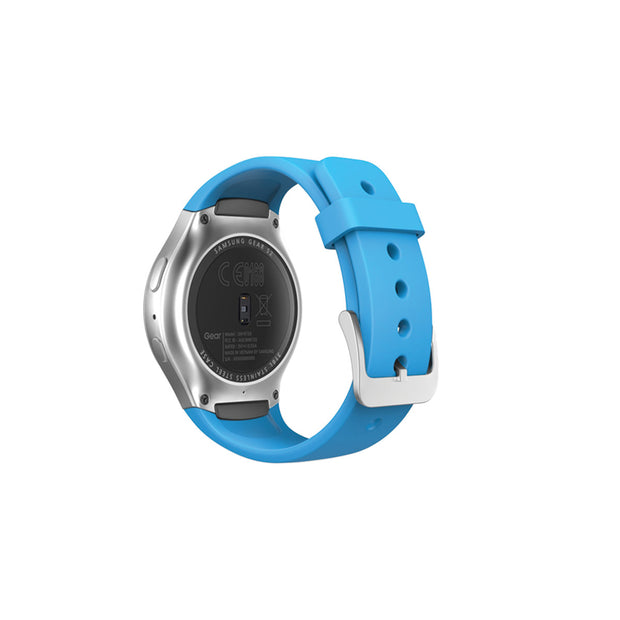 Mobile Mob Samsung Gear S2 Bands Replacement Straps Small / Light Blue