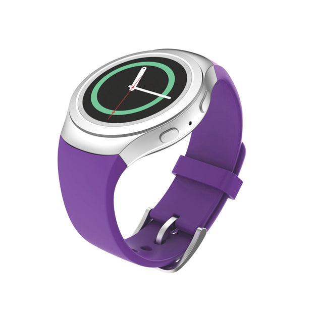 Mobile Mob Samsung Gear S2 Bands Replacement Straps Small / Purple