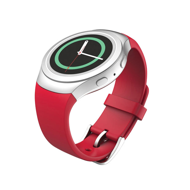 Mobile Mob Samsung Gear S2 Bands Replacement Straps Small / Red