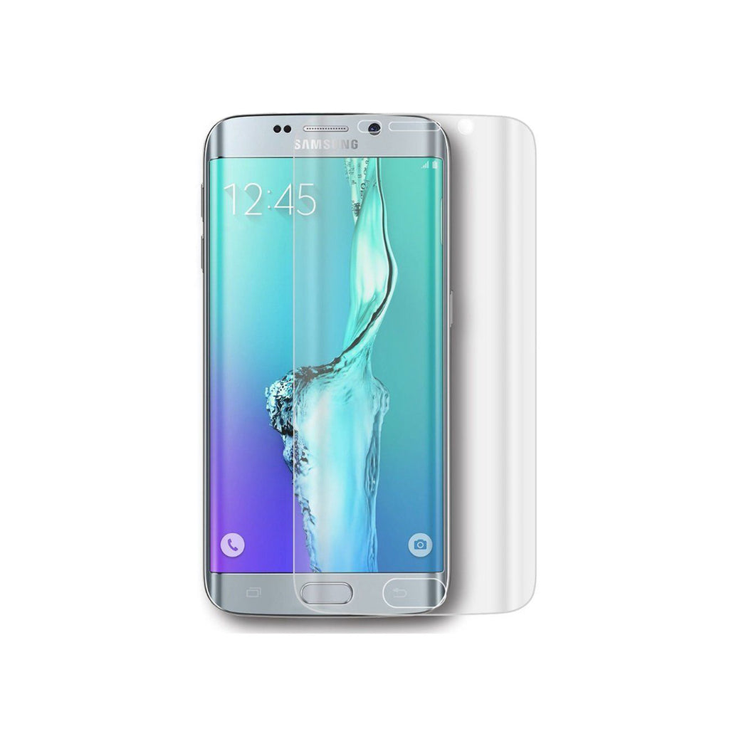 Curved Tempered Glass Samsung Galaxy S6 Edge Screen Protector
