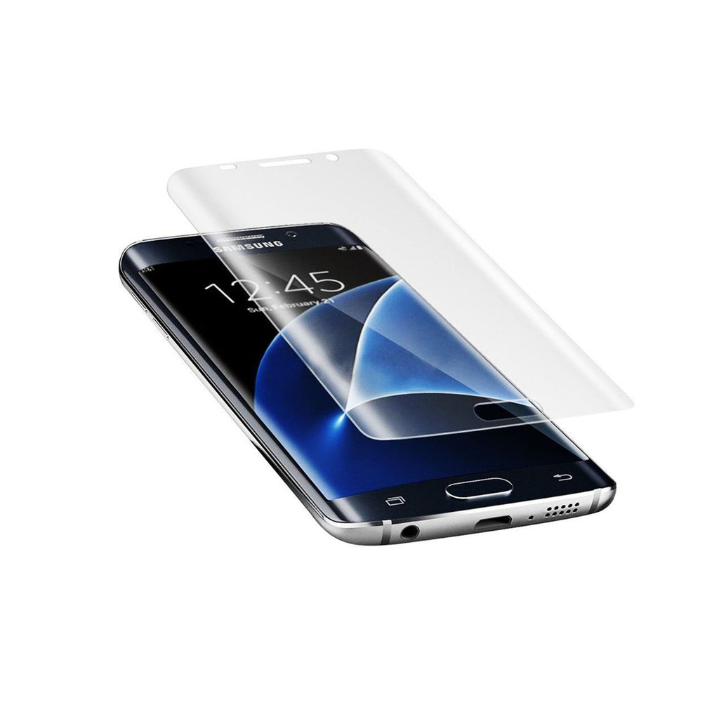Curved Tempered Glass Samsung Galaxy S7 Edge Screen Protector