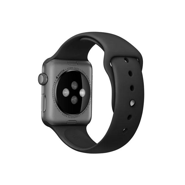 Mobile Mob Sport Apple Watch Bands Replacement Strap 38MM/40MM / Black