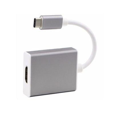 Mobile Mob Mobile Mob USB-C 3.1 to HDMI Adapter Cable for Apple Macbook Chromebook Default Title