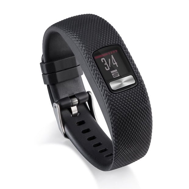 Mobile Mob Garmin Vivofit 4 Bands Replacement Strap Small / Black