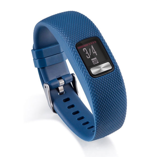 Mobile Mob Garmin Vivofit 4 Bands Replacement Strap Small / Dark Blue