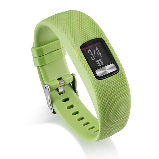 Mobile Mob Garmin Vivofit 4 Bands Replacement Strap Small / Lime