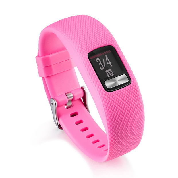 Mobile Mob Garmin Vivofit 4 Bands Replacement Strap Small / Pink
