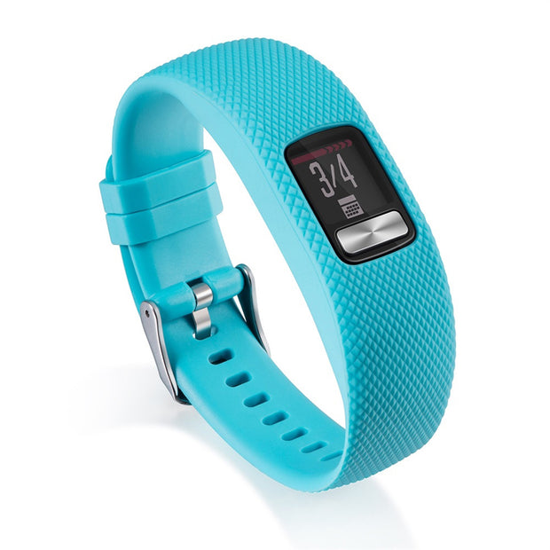 Mobile Mob Garmin Vivofit 4 Bands Replacement Strap Small / Teal