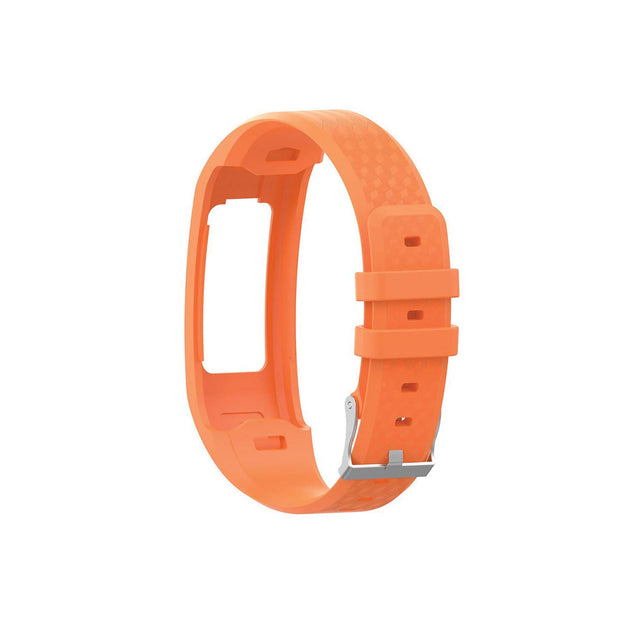 Mobile Mob Secure Garmin Vivofit 1 & 2 Band Replacement Strap with Buckle Small / Orange