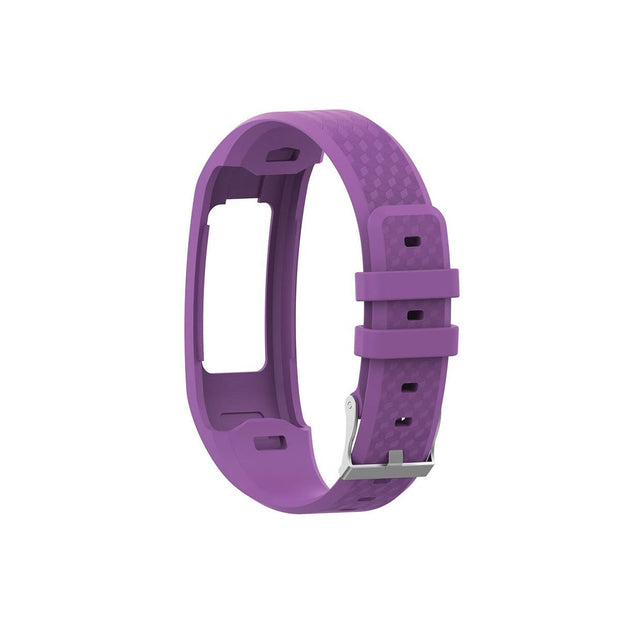 Mobile Mob Secure Garmin Vivofit 1 & 2 Band Replacement Strap with Buckle Small / Purple