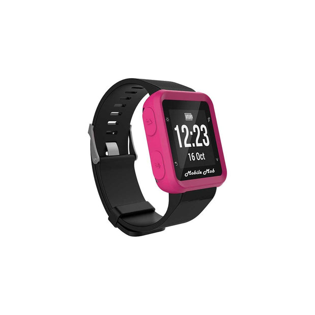 Garmin Forerunner 35 Protective Cover Case rose red