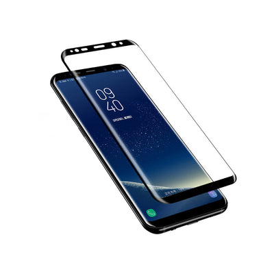 Curved Tempered Glass Samsung Galaxy S9 & S9+ Screen Protector