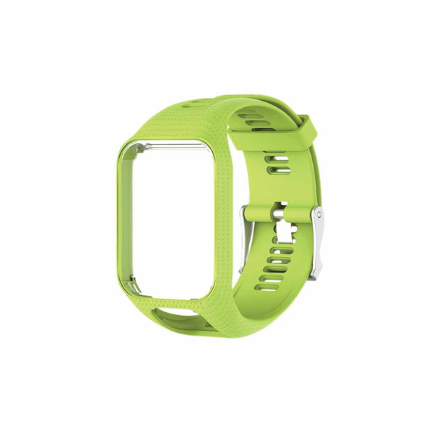 Mobile Mob TomTom Runner 2 & 3 Bands Replacement Strap Green