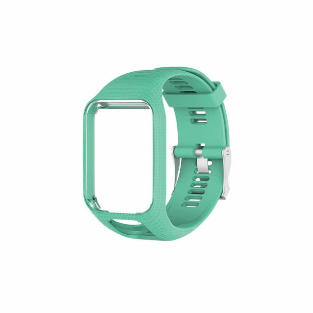 Mobile Mob TomTom Runner 2 & 3 Bands Replacement Strap Teal