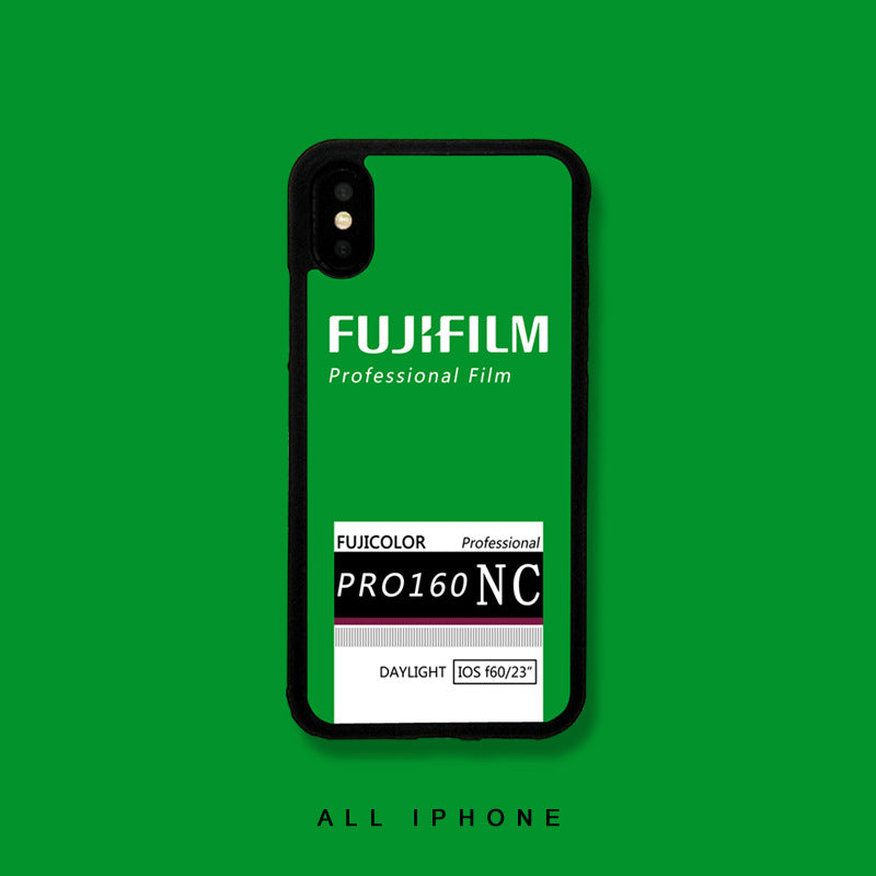 Fuji Film iPhone Case - milkCases