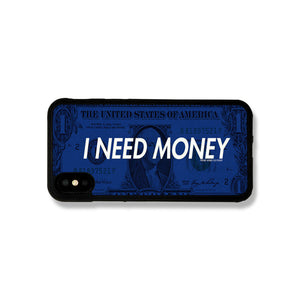 I Need Money iPhone Case - milkCases
