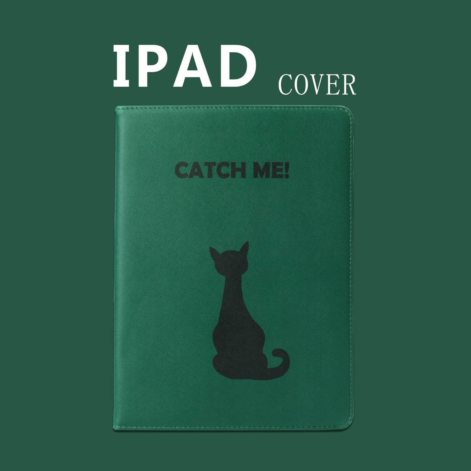 Catch Me iPad Case - Small Brands