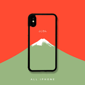 Mountain Fuji iPhone Case - milkCases