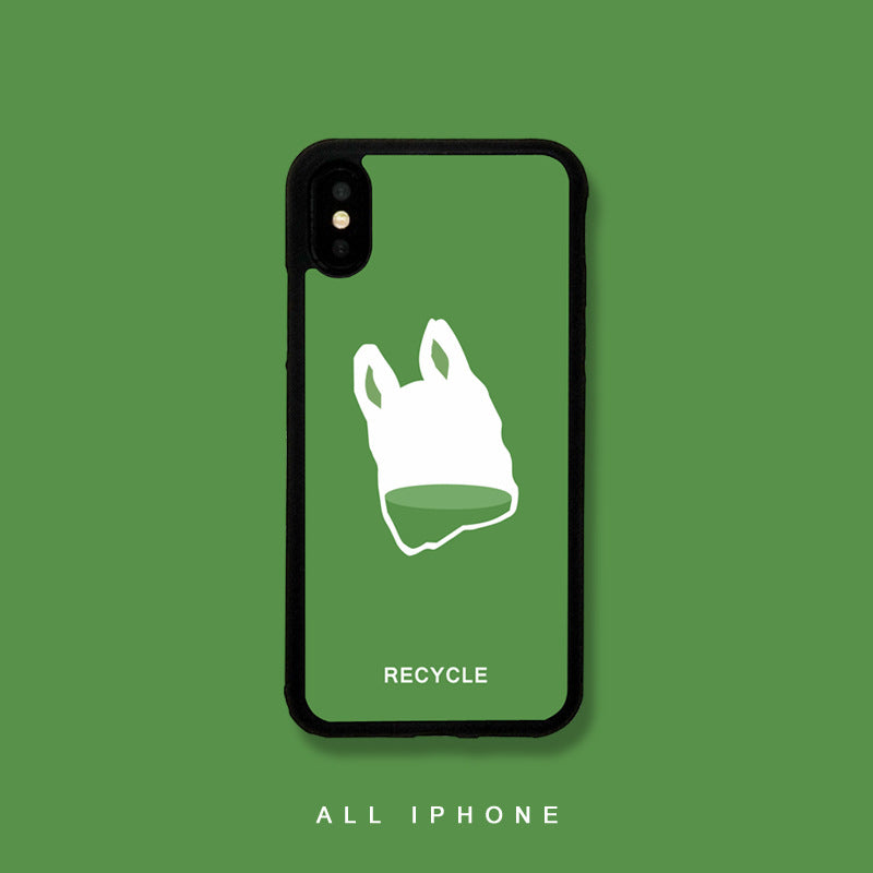 Recycle iPhone Case - milkCases