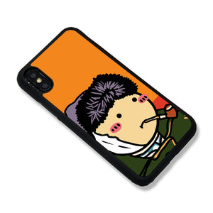 Self-Portrait with Bandaged Ear iPhone Case - milkCases