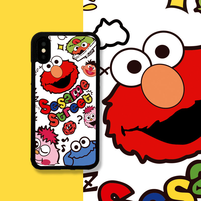 Sesame Street iPhone Case - milkCases