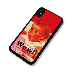 WOW iPhone Case - milkCases