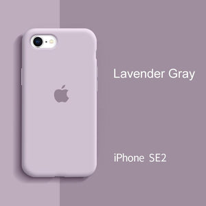 Pure Silicon iPhone Cases | 7 Color Options - milkCases