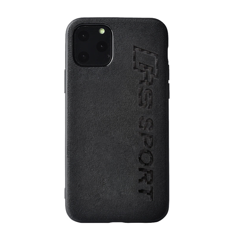 Alcantara Leather iPhone Cases |  RS SPORT