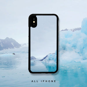 Iceberg iPhone Case - milkCases