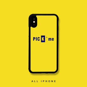 Pick Me iPhone Case - milkCases