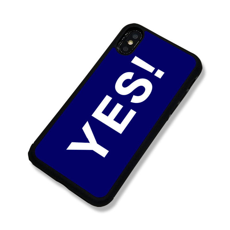 Yes iPhone Case - Small Brands