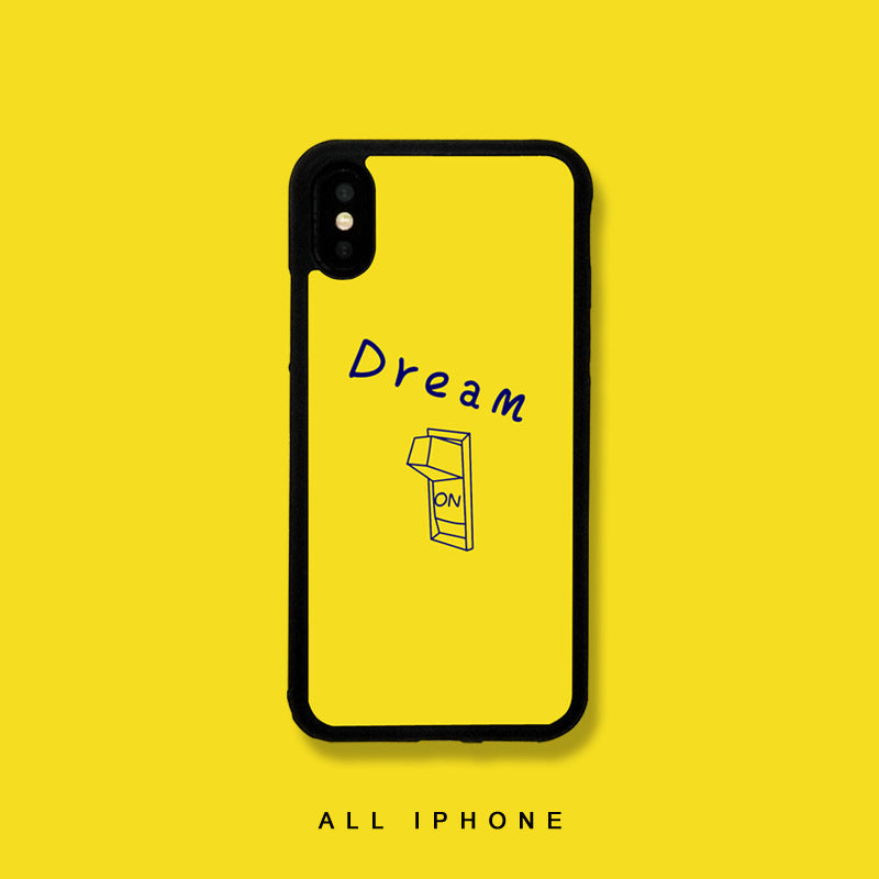 Dream On iPhone Case - Small Brands