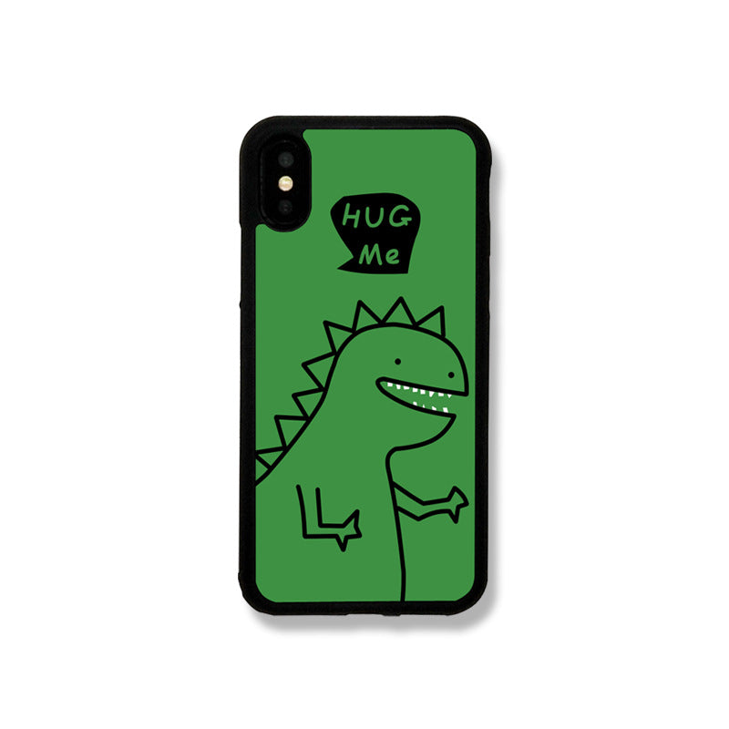 Hug Me iPhone Case - Small Brands
