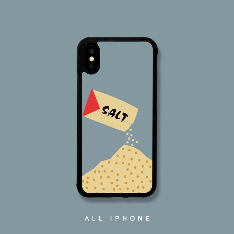 Salt iPhone Case - milkCases