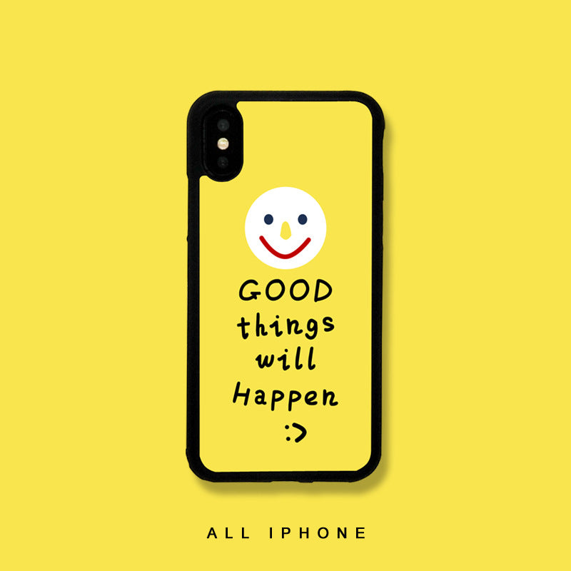 Good Things Will Happen iPhone Cases - Small Brands
