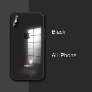 Black iPhone Cases | Glass - milkCases