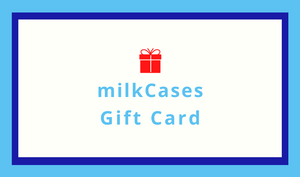 Digital Gift Card | milkCases