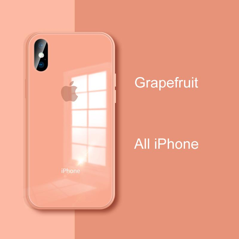 Grapefruit iPhone Cases | Glass - milkCases