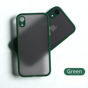 Matter Clear iPhone Cases | 8 Color Options - milkCases