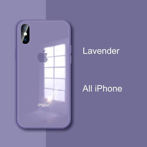 Lavender iPhone Cases | Glass - milkCases
